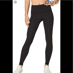 Lululemon wunder under high-rise pants